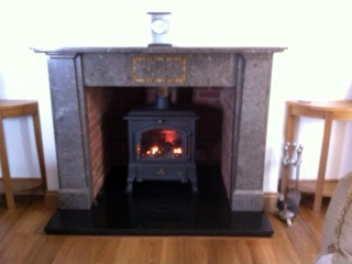Mandale Fireplace