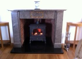 Mandale Fireplace