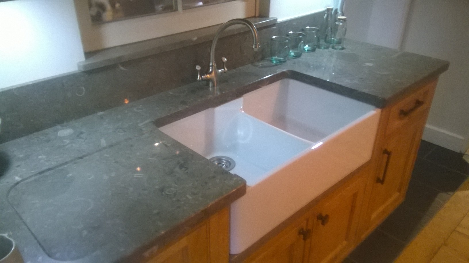 sink suuround in mandale fossil