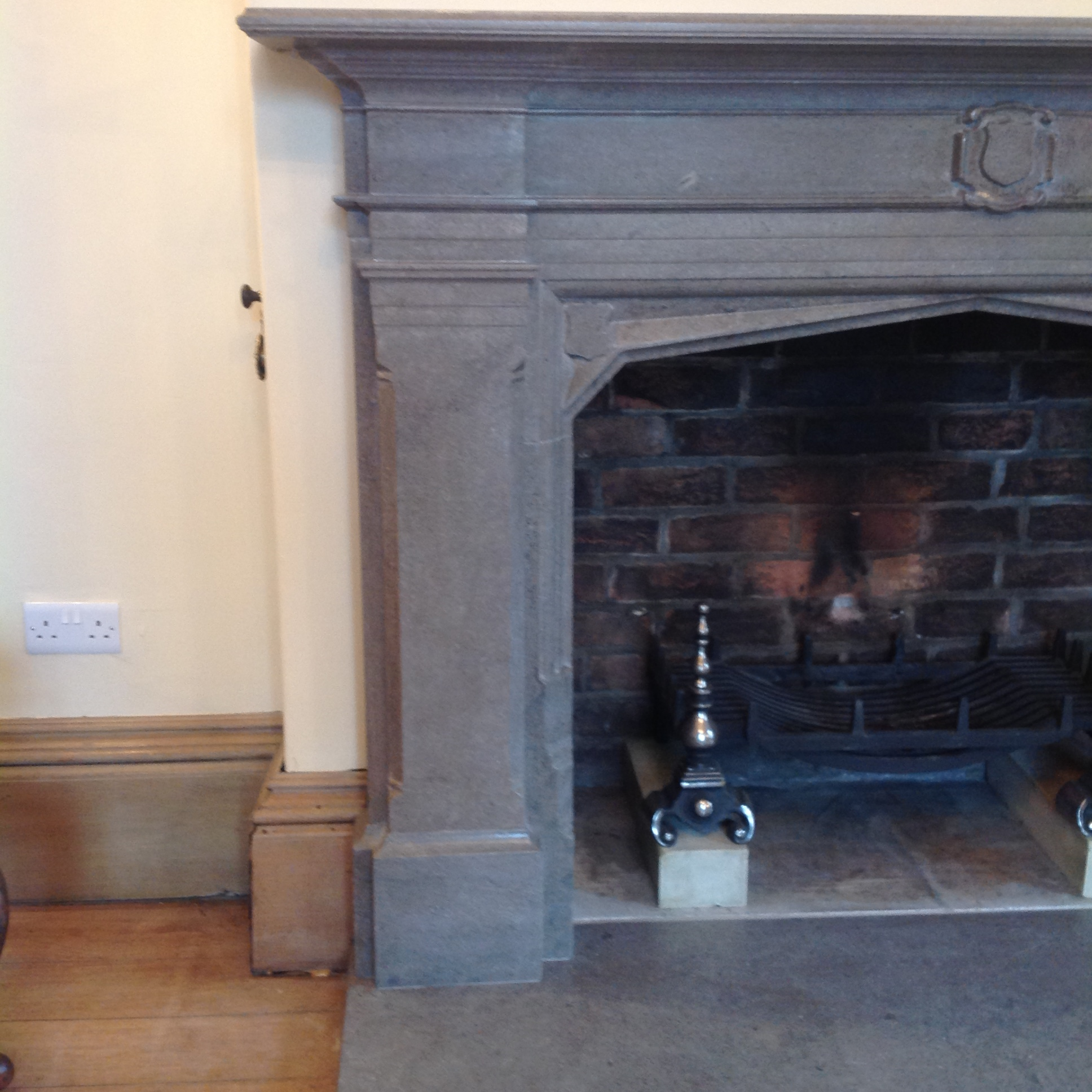 Mandale Fire surround 1