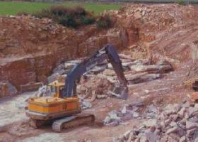 9 mandale limestone Quarry