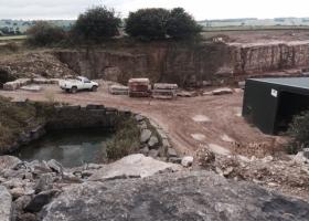Mandale Derbyshire Fossil 5