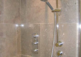 Mandale Fossil Shower 1