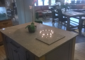 Island for Worktops page